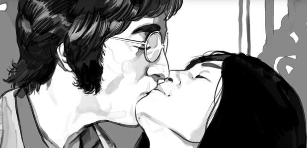 John Lennon Graphic Novel Trailer