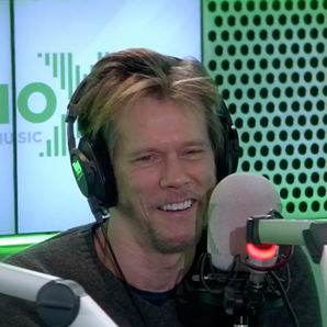 Kevin Bacon on the Chris Moyles Show