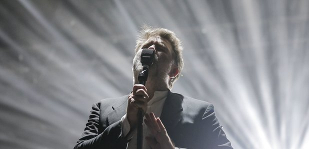 James Murphy LCD Soundsystem