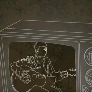 Oasis Talk Tonight Lyric video