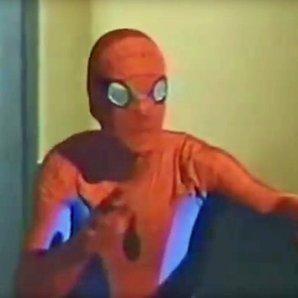 Rubbish 1970s Spider-Man