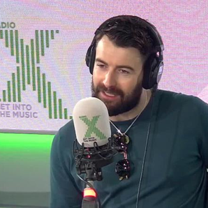 Liam Fray from The Courteeners on Radio X