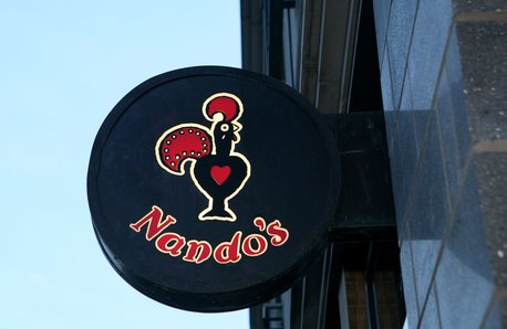 Nandos sign