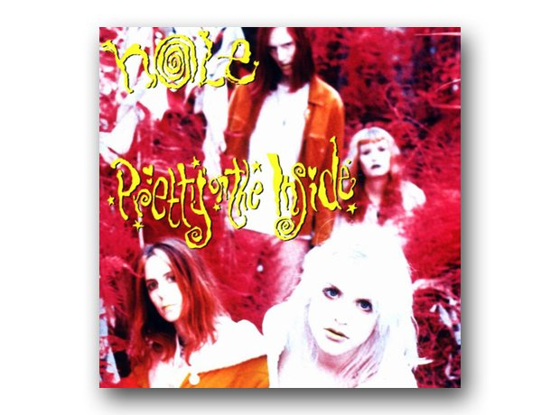 Hole - Pretty On The Inside album cover