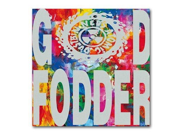 Ned's Atomic Dustbin - God Fodder album cover