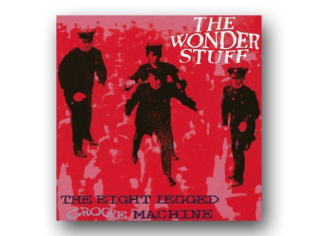 The Wonder Stuff - The Eight Legged Groove Machine