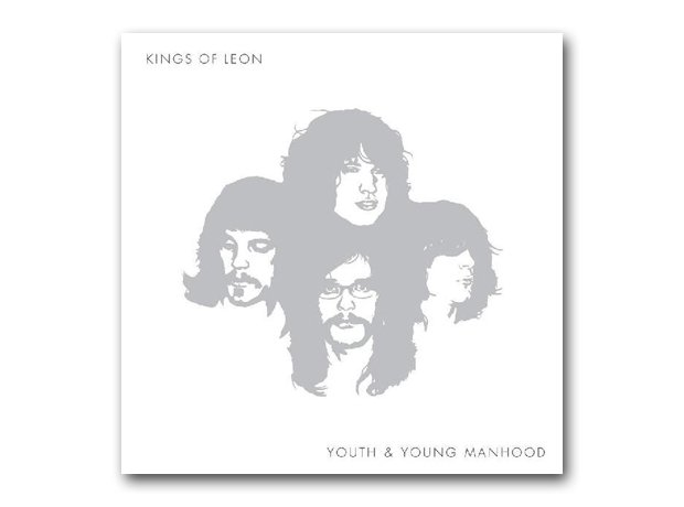 Kings Of Leon - Youth And Young Manhood album cove