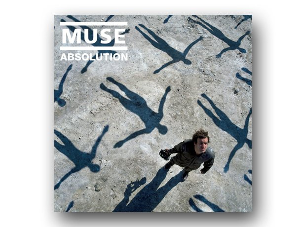 Muse - Absolution album cover