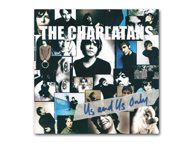 The Charlatans - Us And Us Only album cover