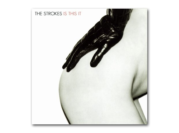 The Strokes - Is This It album cover