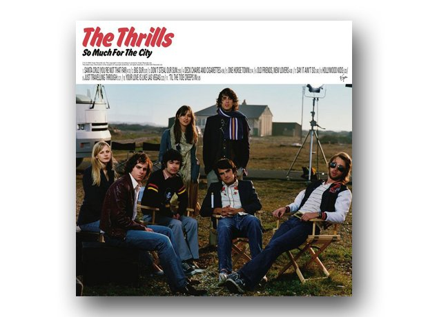 The Thrills - So Much For The City album cover